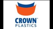 crown plastics logo