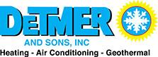 Detmer Logo