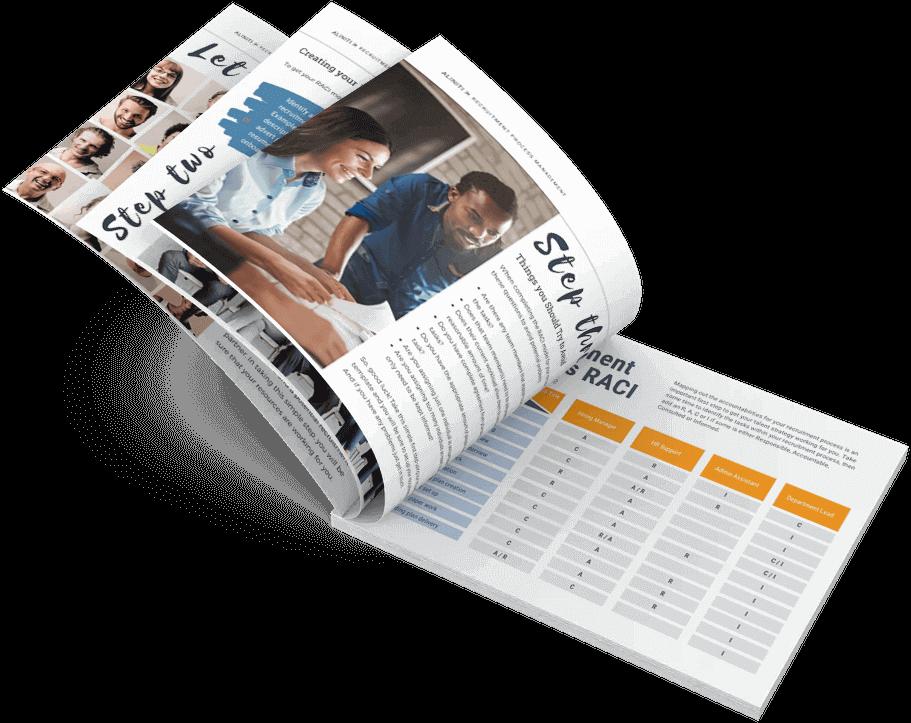 Recruitment Process Management eBook